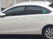 Cần bán gấp Toyota Vios E CVT sản xuất 2018, màu trắng chính chủ giá 480 triệu tại Sóc Trăng