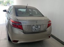 Bán ô tô Toyota Vios năm 2014, màu vàng giá 372 triệu tại Bắc Giang
