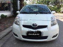 Bán Toyota Yaris năm sản xuất 2010, màu trắng, nhập khẩu Nhật Bản giá cạnh tranh giá 370 triệu tại Hà Nội