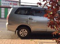 Cần bán xe Toyota Innova đời 2008, màu bạc giá 330 triệu tại Bình Dương