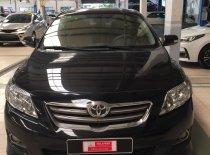 Bán Toyota Corolla Altis 1.8G đời 2009, màu đen giá 470 triệu tại Tp.HCM