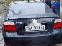 Bán xe Toyota Vios 2007, màu đen, nhập khẩu nguyên chiếc giá 175 triệu tại Thái Nguyên