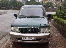 Bán Toyota Zace GL đời 2005, màu xanh lam giá 230 triệu tại Hà Nội