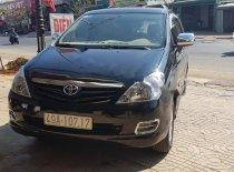 Bán xe Toyota Innova G MT sản xuất 2006, màu đen số sàn, 285 triệu giá 285 triệu tại Lâm Đồng
