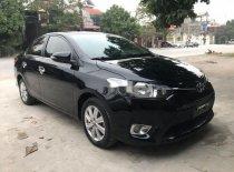 Bán xe Toyota Vios năm sản xuất 2015, màu đen, giá tốt giá 390 triệu tại Ninh Bình