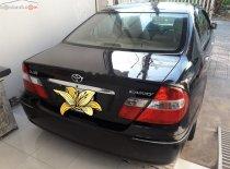 Bán xe Toyota Camry 2.4G sản xuất năm 2003, màu đen giá 329 triệu tại Bạc Liêu