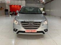 Bán Toyota Innova 2.0E đời 2014, màu bạc số sàn, giá tốt giá 495 triệu tại Hà Giang