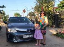 Bán ô tô Toyota Camry năm sản xuất 2015, màu xám, nhập khẩu nguyên chiếc giá 770 triệu tại Tp.HCM