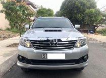 Bán Toyota Fortuner G sản xuất 2013, màu bạc xe gia đình giá 701 triệu tại Tp.HCM