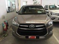 Bán ô tô Toyota Innova 2.0E năm 2018, màu bạc giá 700 triệu tại Tp.HCM