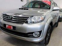 Bán ô tô Toyota Fortuner năm 2016, màu bạc, 780tr(thương lượng giảm tiếp) giá 780 triệu tại Tp.HCM