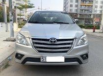 Cần bán Toyota Innova màu bạc, sản xuất năm 2015 giá 505 triệu tại Tp.HCM