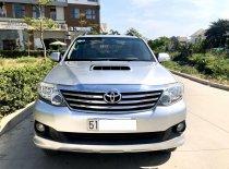 Bán ô tô Toyota Fortuner sản xuất 2013, ĐK 2014, màu bạc giá 665 triệu tại Tp.HCM