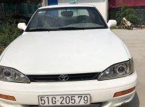 Bán xe Toyota Camry sản xuất năm 1999, màu đen, nhập khẩu nguyên chiếc số tự động, 189 triệu giá 189 triệu tại Tp.HCM