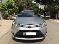 Cần bán Toyota Vios model 2018, màu bạc giá 455 triệu tại Tp.HCM