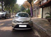 Tôi cần bán chiếc xe ô tô Toyota Vios 1.5E màu ghi vàng 2016 giá 358 triệu tại Hà Nội
