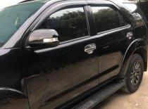 Bán xe Toyota Fortuner đời 2015, màu đen giá 742 triệu tại Lạng Sơn
