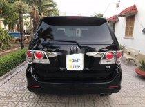 Cần bán Toyota Fortuner G năm sản xuất 2015, màu đen xe gia đình giá 710 triệu tại Lâm Đồng