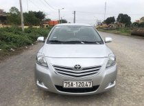 Cần bán xe Toyota Vios 1.5E sản xuất năm 2010, màu bạc giá 310 triệu tại Ninh Bình