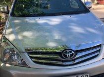 Cần bán xe Toyota Innova G năm 2008, màu bạc, nhập khẩu nguyên chiếc chính chủ giá cạnh tranh giá 300 triệu tại Ninh Thuận