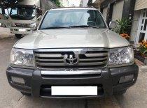 Cần bán Toyota Land Cruiser năm 2005, số sàn, full option giá 566 triệu tại Tp.HCM
