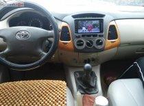 Cần bán Toyota Innova G 2010, màu bạc xe gia đình giá 328 triệu tại Thái Nguyên