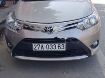 Bán Toyota Vios 1.5E AT sản xuất 2017, màu bạc số tự động giá 474 triệu tại Điện Biên