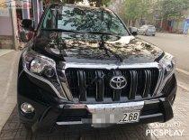Cần bán gấp Toyota Prado 2.7TXL đời 2016, màu đen, nhập khẩu nguyên chiếc chính chủ giá 1 tỷ 746 tr tại Thái Nguyên