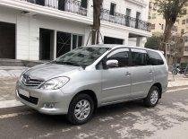 Cần bán lại xe Toyota Innova G sản xuất năm 2010, màu bạc chính chủ giá 299 triệu tại Hà Nội