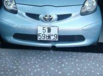 Bán ô tô Toyota Aygo AT đời 2006, màu xanh, xe nhập, giá chỉ 230 triệu giá 230 triệu tại Tp.HCM