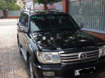 Cần bán xe Toyota Land Cruiser đời 2005, màu đen xe gia đình giá cạnh tranh giá 550 triệu tại Tp.HCM