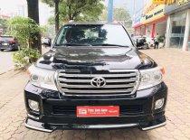 Bán Toyota Land Cruiser VX đời 2015, màu đen, nhập khẩu giá 2 tỷ 460 tr tại Hà Nội