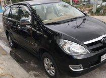 Cần bán xe Toyota Innova đời 2006, màu đen giá cạnh tranh giá 275 triệu tại Trà Vinh