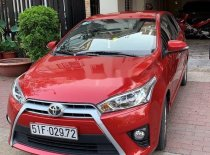 Cần bán xe Toyota Yaris năm sản xuất 2014, màu đỏ, nhập khẩu  giá 500 triệu tại Tp.HCM