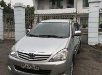 Bán xe Toyota Innova G đời 2009, màu bạc đẹp tư nhân, chính chủ giá 335 triệu tại Hà Nội