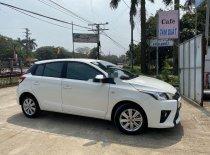 Cần bán xe Toyota Yaris 2015, màu trắng giá 500 triệu tại Hà Nội