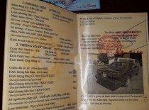 Bán Toyota Camry năm sản xuất 1987, màu đỏ giá 68 triệu tại Tây Ninh