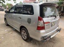 Cần bán lại xe Toyota Innova sản xuất 2007, màu bạc, nhập khẩu nguyên chiếc giá 220 triệu tại Quảng Trị