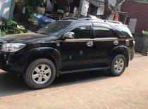Cần bán lại xe Toyota Fortuner đời 2010, màu đen giá 555 triệu tại Hà Giang