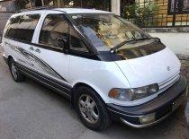 Cần bán Toyota Previa sản xuất 1994, màu trắng, nhập khẩu giá 150 triệu tại Tp.HCM