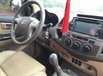 Cần bán xe Toyota Fortuner sản xuất 2013, màu đen giá 660 triệu tại Ninh Bình