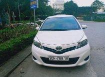 Cần bán gấp Toyota Yaris đời 2012, màu trắng, nhập khẩu giá 450 triệu tại Hà Nội