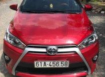 Cần bán xe Toyota Yaris đời 2014, màu đỏ, nhập khẩu chính chủ, 500 triệu giá 500 triệu tại Bình Dương