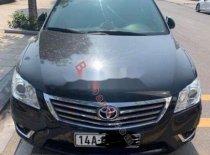 Cần bán Toyota Camry đời 2010, màu đen giá 500 triệu tại Quảng Ninh