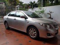 Cần bán gấp Toyota Corolla năm sản xuất 2009, màu bạc, nhập khẩu nguyên chiếc giá 405 triệu tại Nam Định