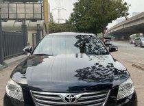 Cần bán lại xe Toyota Camry 2007, màu đen giá 418 triệu tại Hà Nội