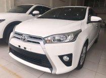 Cần bán gấp Toyota Yaris sản xuất năm 2014, màu trắng, nhập khẩu nguyên chiếc giá 485 triệu tại Khánh Hòa