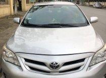 Xe Toyota Corolla sản xuất năm 2010, màu bạc, nhập khẩu nguyên chiếc xe gia đình, giá chỉ 405 triệu giá 405 triệu tại Hà Nội