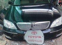 Cần bán xe Toyota Camry 2002, màu đen, xe nhập giá 265 triệu tại Cần Thơ