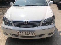 Bán Toyota Camry sản xuất năm 2004, màu trắng, giá chỉ 285 triệu giá 285 triệu tại Tp.HCM